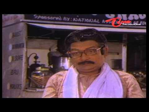 Comedy Scene | Allu Ramalingaiah Bluffs Nagabhushanam