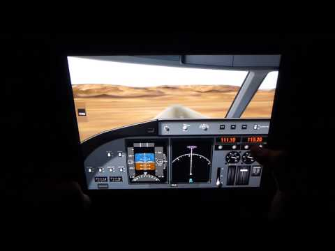 X-Plane 9 iPad Review