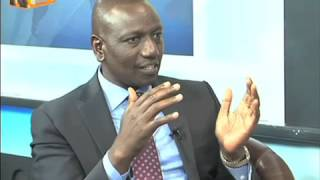 State Of The Nation: One On One With DP William Ruto.