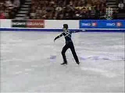 Patrick Chan Long Program 2008 Canadian Championships