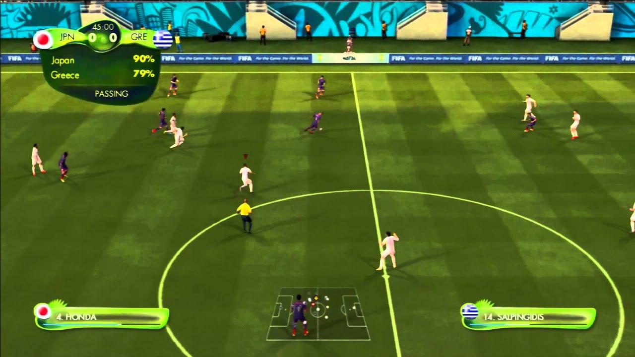 2014 fifa world cup brazylia japonia vs grecja mecz