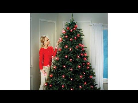 Tree Dazzler Deluxe Christmas Tree Decorations