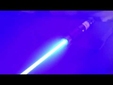 Wicked Lasers Spyder III Arctic 1,250mW 445nm Laser