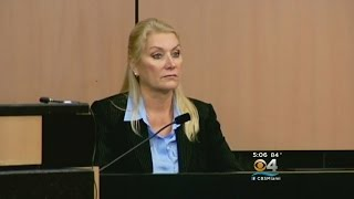 Broward Judge Convicted Of DUI Fighting For Her Job