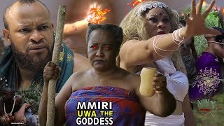 Mmiri Uwa The Goddess 1&2 - 2018 Latest Nigerian Nollywood Movie/African Movie/Epic Movie Full Hd