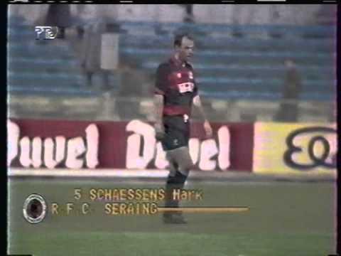 1994 (September 27) Dinamo Moscow (Russia) 0 Seraing (Belgium) 1 (UEFA Cup)