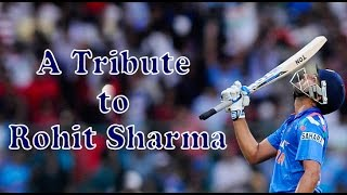 A Tribute to Rohit Sharma 264 (173) | 2nd Double Century
