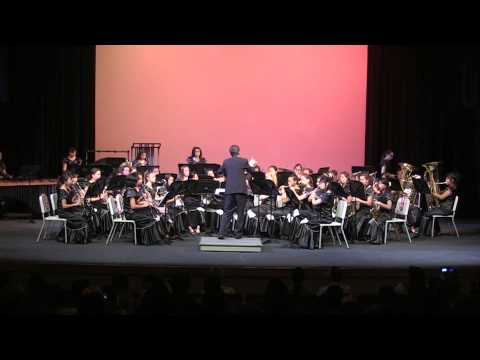 Abram's Pursuit | Sacred Hearts Academy Wind Ensemble