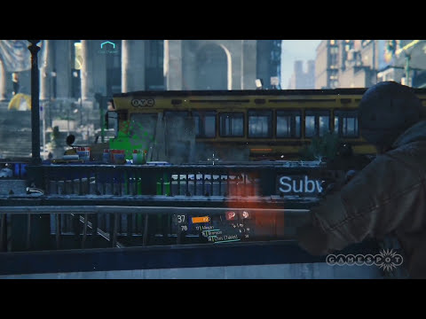 The Division - E3 2014 Gameplay Demo at Microsoft Press Conference