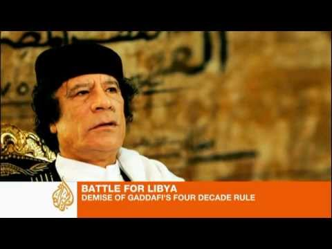 Looking back at Gaddafi