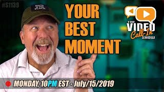 Let's Talk About The Best Moment Of Your Life!