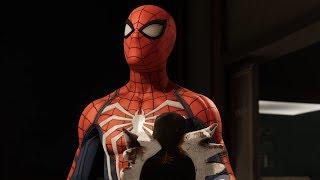 Spiderman PS4 - Museum Reportage Attack [Full]