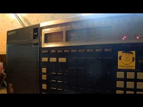 24 04 2015 Radio Free North Korea in Korean to NEAs 1327 on new 15590 Dushanbe, ex 9330