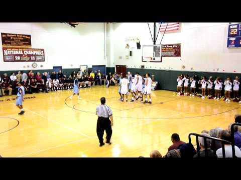 4   St Anthony High School ( New Jersey ) Vs Newark Central High School ( New Jersey )