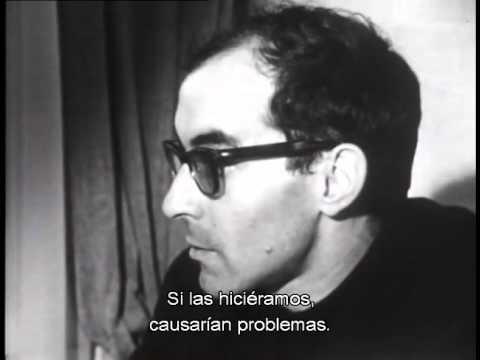 El dinosaurio y el bebé (conversación entre Jean-Luc Godard y Fritz Lang)