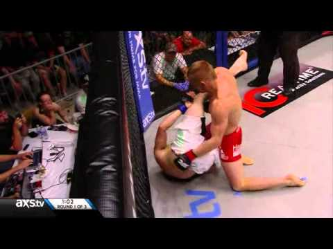XFC 20 Scott Holtzman defeats Chris Coggins at High Octane in Knoxville, TN Live on Axstv