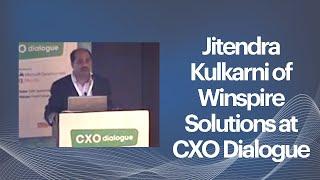 Jitendra Kulkarni of Winspire Solutions