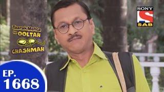 Taarak Mehta Ka Ooltah Chashmah - तारक मेहता - Episode 1668 - 8th May 2015