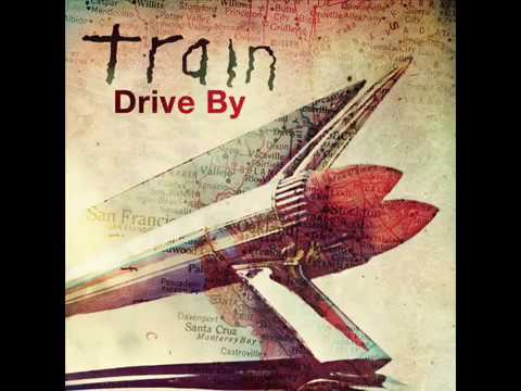 Train - Drive By Lyrics video