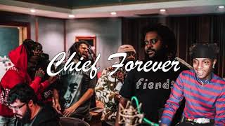 "Dreamville x Ski Mask ROTD3 Type Beat | ""Chief Forever"""
