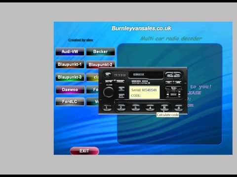 car radio decoder.avi