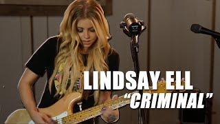 "Download Lagu Lindsay Ell, ""Criminal"" - A Stunning, One-Woman Jam! Gratis STAFABAND"