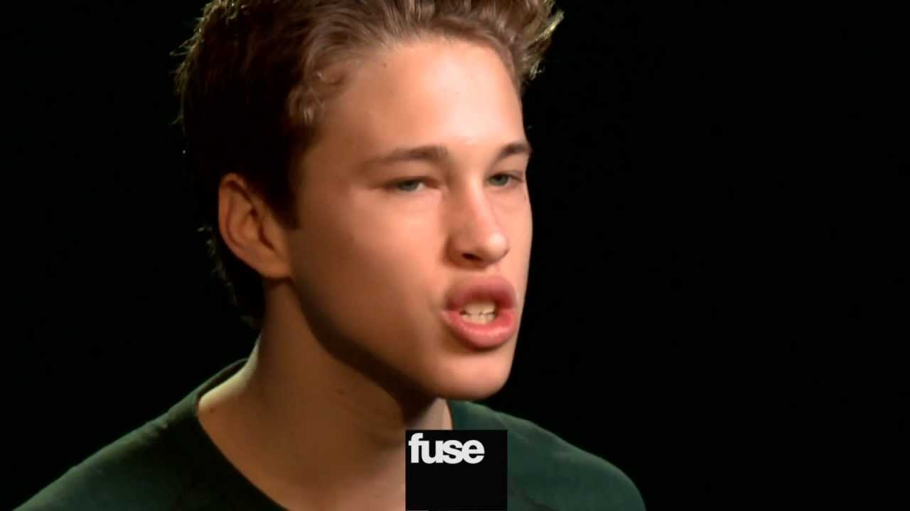 Ryan Beatty Parents Ryan Beatty Says He's Totally