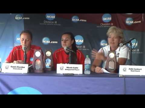 2013 NCAA DIII Softball Championship - Game 14 - Cortland