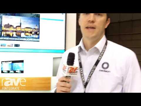 Integrate 2016: Madison Technologies Demos Spinetix Digital Signage Solutions and DiVA Player