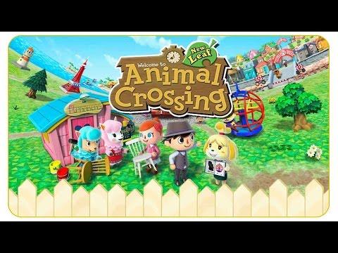 Bürgermeisterin Miss K! #01 Animal Crossing: New Leaf - Let's Play