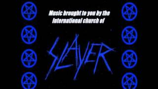 Watch Slayer I Dont Want To Hear It video