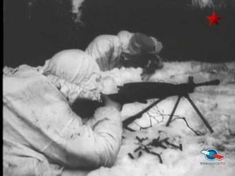 Ручной пулемет Дегтярева ДП. Оружие Победы