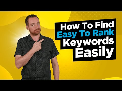 How To Find Easy To Rank For Keywords In Competitive Niches