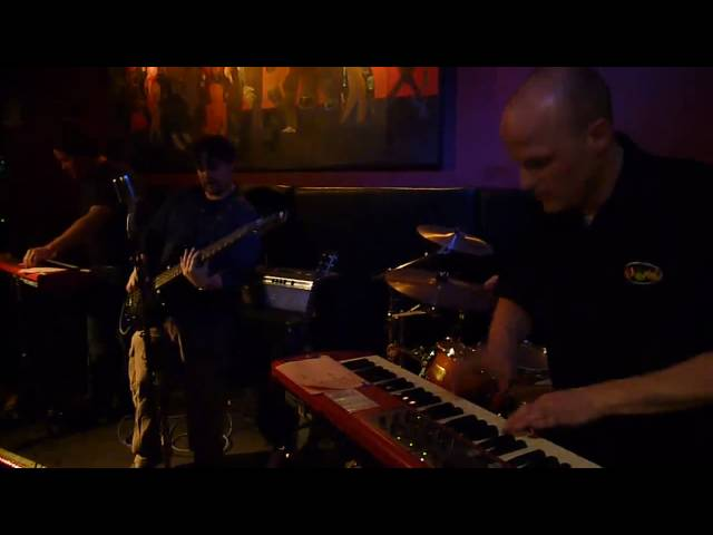 The Infrasonics @ The Tonic Room (Part 5)
