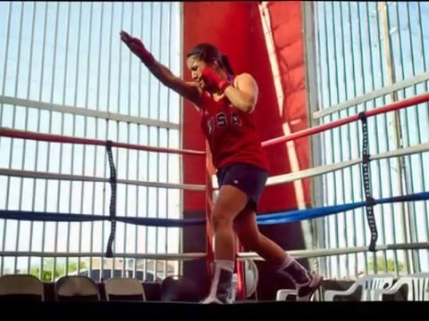 Cynthia Moreno Women's Boxing Sparring Tapes Image 1