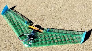 3D Printed V911 Flying Wing