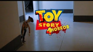 Toy Story 4 Horror | Fake Teaser Trailer