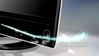 Asus Official Video - Designo ML Series LED Monitor - Smart Look Smart View