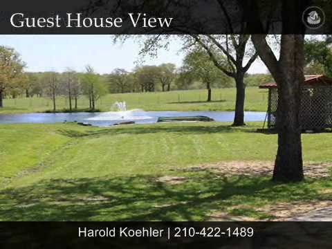 Texas Ranches for Sale - Red Roof Ranch