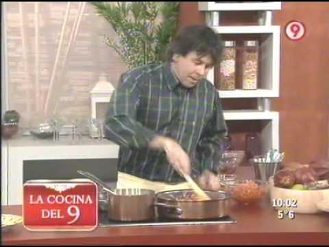 Pastel de berenjena griego 1 de 2 ariel rodriguez for Cocina 9 ariel rodriguez palacios pollo relleno