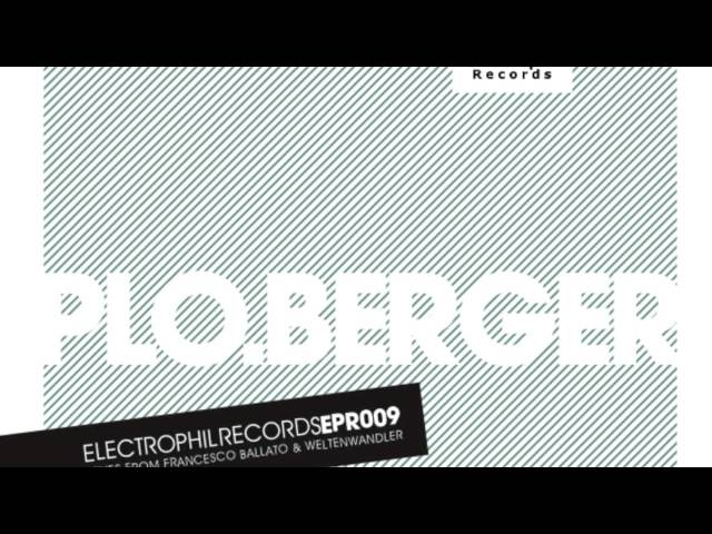 Plo.berger - The Tropes (Weltenwandler Remix)