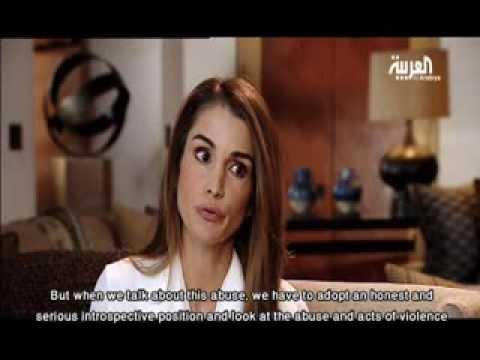 Queen Rania Interview with Al Arabiya - Part 4 (English Subtitles)