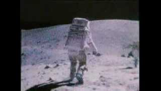 Apollo 17: Strolling On The Moon One Day