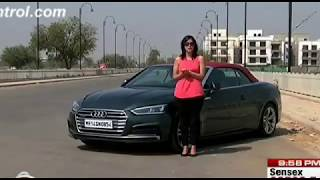 Audi A5 Cabriolet Hindi Review | Auto India