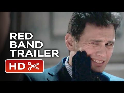 The Interview Official Red Band Trailer #2 (2014) - James Franco, Seth Rogen Comedy HD