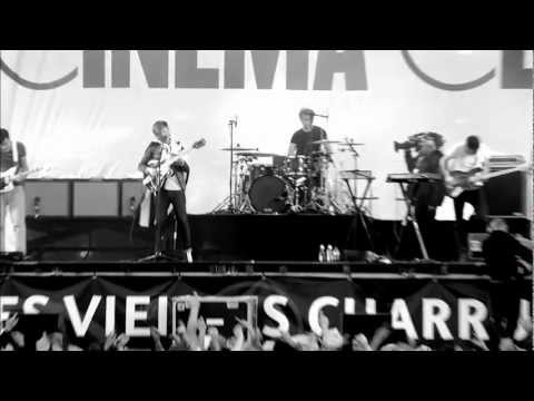 Black XS Off Shows - The Two Door Cinema Club