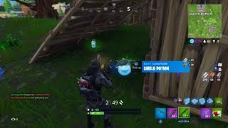Shotgun kills grenade fails