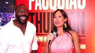 "Booker T laughs hysterically at Conor McGregor; ""Jorge Masvidal shut Ben Askren up!!"""