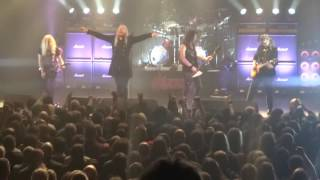 Watch Saxon And The Bands Played On video