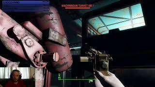 Wolfie Plays: Fallout 4 Part 3 (Twitch VoD)